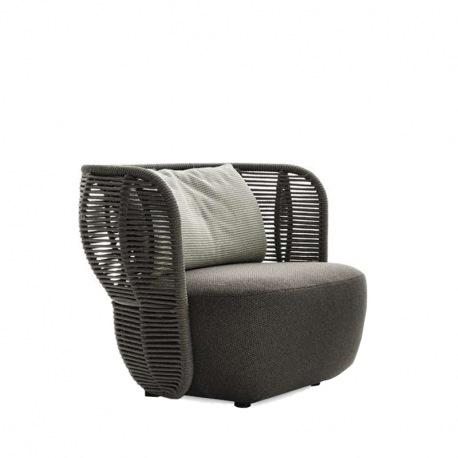 Bb Italia Outdoor Bay Kleiner Sessel