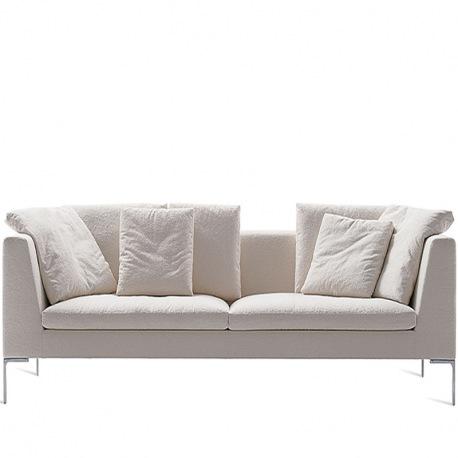 B&B Italia CHARLES Large 2er Sofa 270 cm